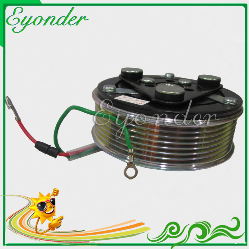 A C Air Conditoning Cooling Pump Compressor Clutch Assembly Pulley TRSE09 for Honda CR V Mk