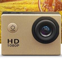 Водонепроницаемая Спортивная Экшн камера SJ4000 DV, многофункциональная спортивная мини камера для занятий спортом на открытом воздухе, камера для дайвинга