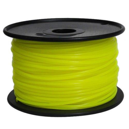 1KG 3D-Printer filament PLA 3.00mm For CTC,Reprap, K8200, Unimaker Size:PLA 3.00mm Color:Yellow