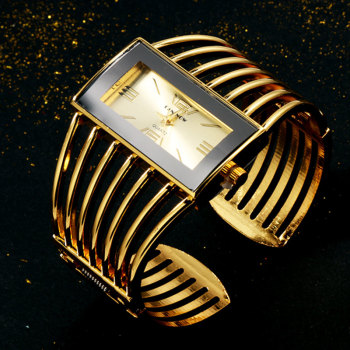 Luxury Bangle Bracelet Watch