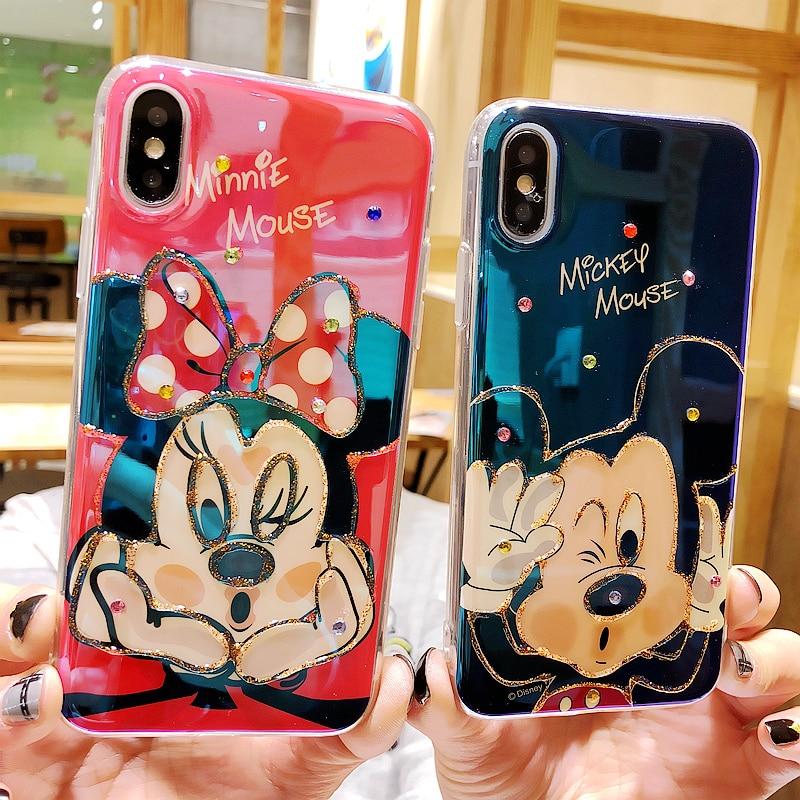 8 8Plus Case Soft Disney Apple 6s 6Plus