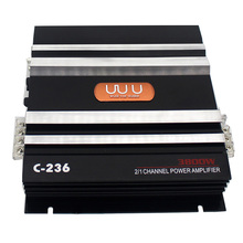 Car Amplifier High Power Subwoofer Stereo Music Replacement Sound Low Noise 2 Channel Automobiles Audio Vehicle Bass Electronics цены онлайн