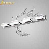 Morden 3W 12W Anti Fog Waterproof Acrylic Led Mirror Light Bathroom Wall Lamp Brief Individuality Make