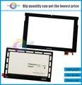 """Оригинал 10.1 """"MEDION LIFETAB S10346 MD98992 Tablet Емкостный сенсорный экран панели жк-дисплей Планшета Стекло Датчик Свободный Корабль"""