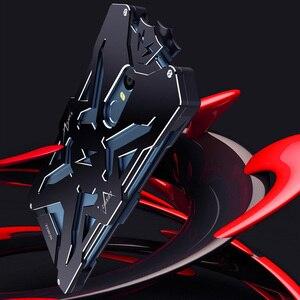 Image 1 - Zimon Simon Thor Serie Shockproof Metal Case Cover xiaomi Redmi 5 Aluminium Telefoon Gevallen Voor Xiaomi Redmi 5/Redmi 5 plus