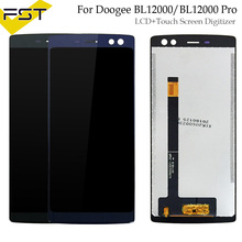 Для 6,0 дюймов Doogee BL12000 BL12000 Pro ЖК-дисплей Дисплей и сенсорный экран с инструментами и клей мобильного телефона аксессуары