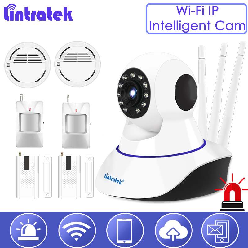 1080P Security Surveillance Indoor Wirelss Remote Control 433mhz Camera Set +Antenna Supervision video Monitor Nanny Dome Cam 40