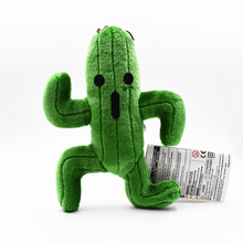 Final Fantasy Cactus Cactuar Plush Toy The Cactus Anime Peripheral Plush Toys Cactus Cactuar Stuffed Soft Dolls Free Shipping