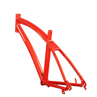 700C Steel Bicycle Frame MTB Road Bike Frame Mountain Bike Cadre Velo Vtt Tout Suspendu Quadro Bicicleta Aluminum Framework