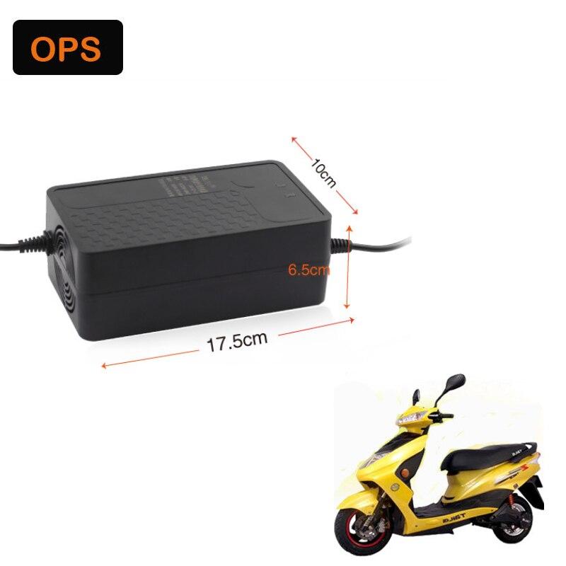 Li-ion Chargeur de batterie au lithium 72 V 20AH Pour Électrique Vélo Bicyle Scooters DC 220 V Sortie 84 V 3A Volts