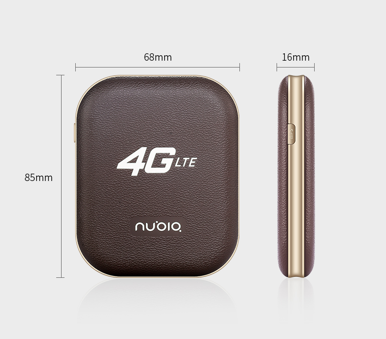 ZTE Nubia WD670 4G Mini Wifi Router 150Mbps Wireless Mobile Portable