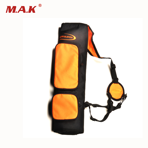 High Quality Oxford Fabric with pvc Coating Arrow Quiver 54.5*14*5 cm in Orange Color Ar ...