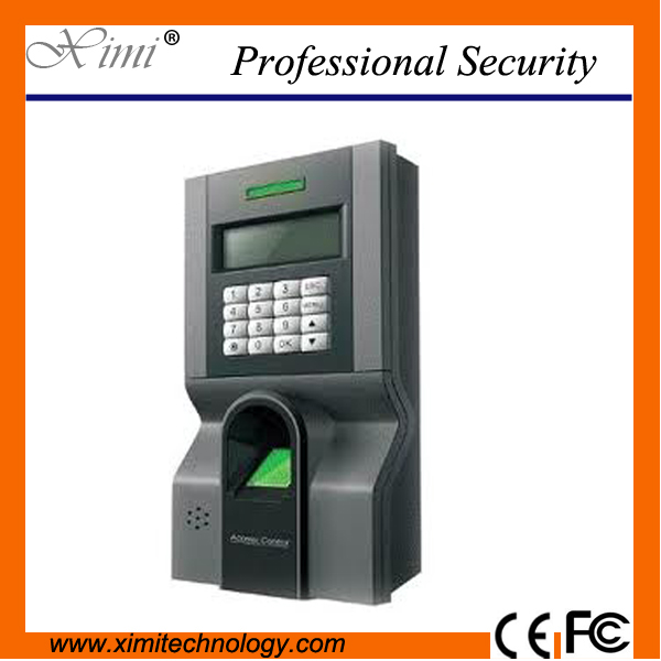 Good Quality TCP/IP Network 3000 Users Support Fr1200 Fingerprint F8 Time Clock Access Control Terminal biometric fingerprint access controller tcp ip fingerprint door access control reader