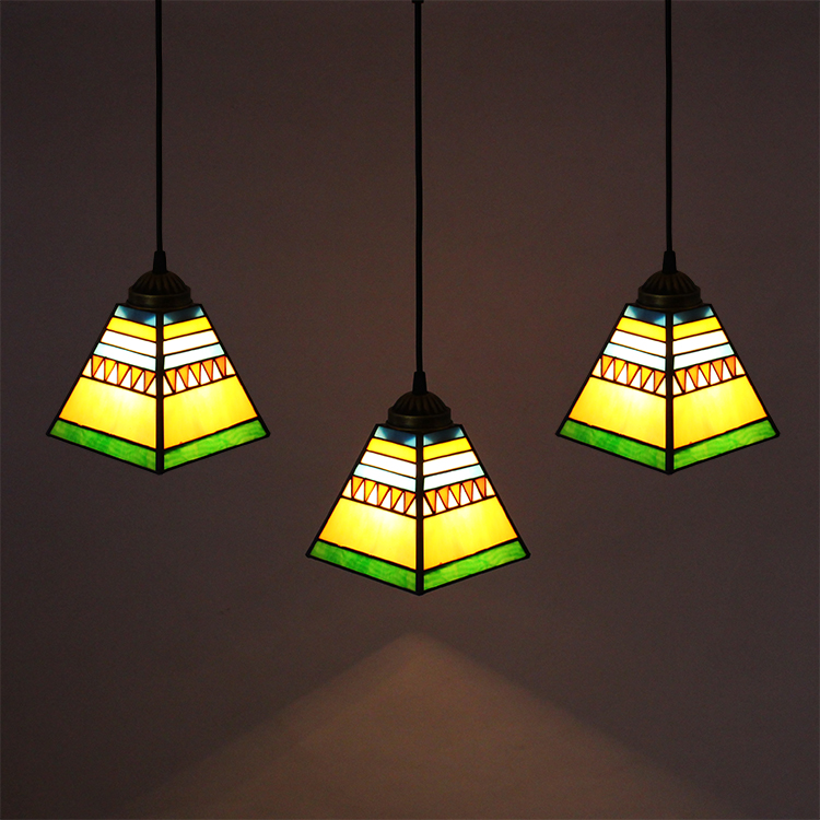 цены light European Garden pendant lights light three head restaurant study bedroom bar lighting pendant lamp 1/3 heads ZA
