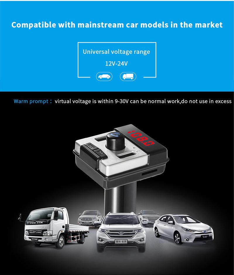 E3313-Bluetooth FM-9