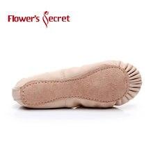 Новые балетные танцевальные туфли профессиональные мягкие женские