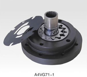 hydraulic oil filling pump slippage pump A4VG71 charge pump cylinder block feed pump