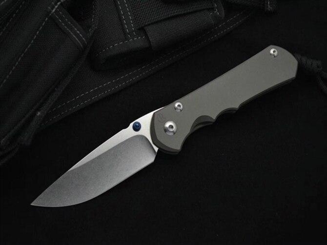 CR Sebenza25 pliant arc D2 lame en acier et alliage de titane poignée couteau extérieur camping portable edc couteaux outils
