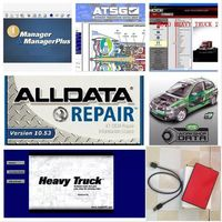Alldata Oto Tamir Yazılım tüm veriler 10.53 V 25 yazılımlar ile 1 tb hdd alldata yazılım mitchell ondemand yazılım 2015 hdd
