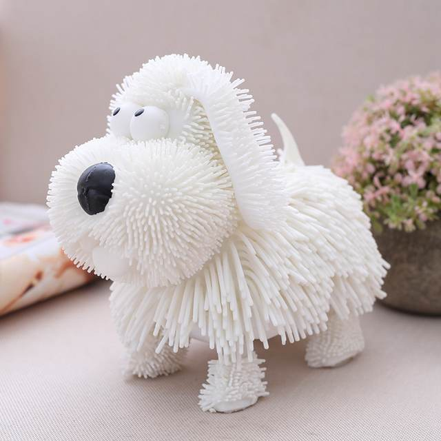 Online Shop Dog Toy Cute Dodge Dog Electric Toys Can Work And Sing