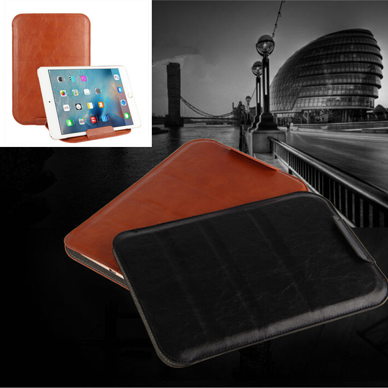 SD High Quality 9.7 inch Sleeve Pouch PU Leather Case For Cube Talk 9x,Cube I6 Air 3g,cube T9 9.7 Tablet PC sleeve pouch cover