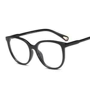 Image 2 - Fashion Female Hot Sale High Quality Frame Glasses Prescription Women Eyeglasses New Arrival Optical Eyewear