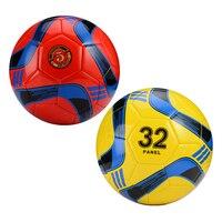 전문 표준 크기 5 PU 축구 축구 공 일치 게임 교육 성인을위한 십대 어린