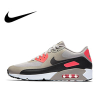 Original Official NIKE AIR MAX 90 ULTRA 2.0 Men's Breathable Running Shoes Sports outdoor Sneakers Comfortable Breathable 875695