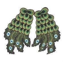 Новая мода DIY Аппликация Вышивка аппликационный костюм украшение объемный ручной шитье
