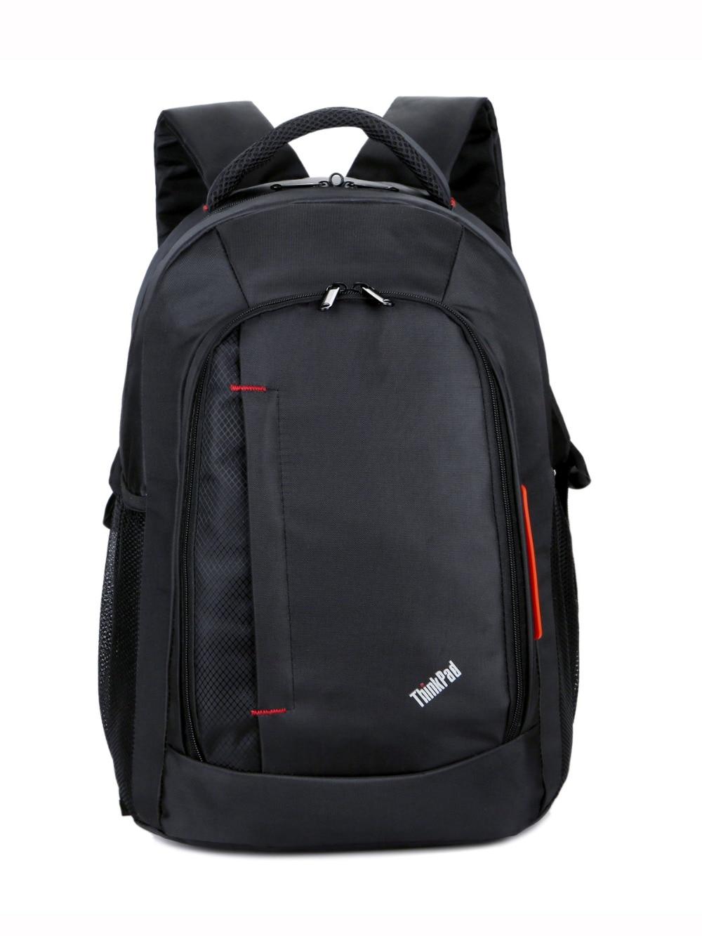 Original Lenovo ThinkPad Laptop Bag 15.6 inch Business Backpack Double Shoulder Men Women BP100 0A33911