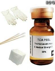 2 Ml Tca Schil! Huid Schil Kit 35% Verwijdert Tatoeages, Ouderdomsvlekken, Littekens, Striae 2 Gratis Verzending