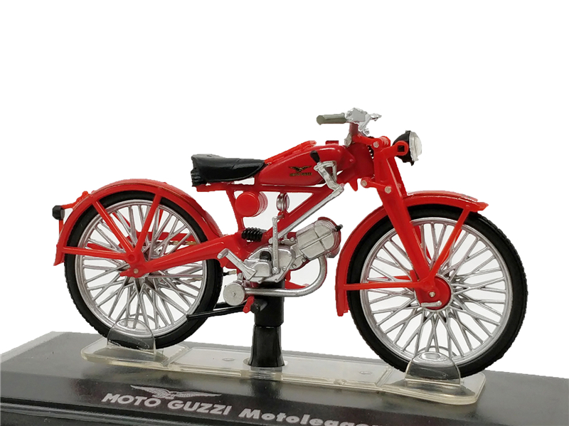 1:24 Starline Model Bike  Motoleggera 1946 Diecast Miniature Motorcycle