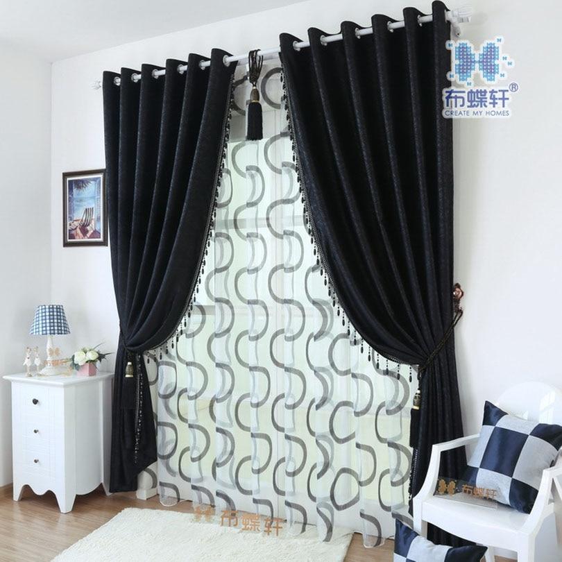 Popular Elegant Living Room Curtains Buy Cheap Elegant Living Room Curtains Lots From China