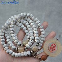 Wholesale XingYue Natural Bodhi Bracelets 108 Bead Claw Pendant High Density Wood Lucky for Men Women Buddhism Necklace Jewelry