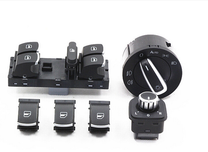 Oem Car Parts Electric Window Switch Auto Headlight Switch