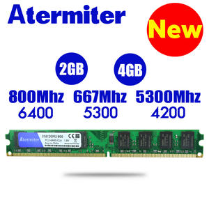2 GB 4 GB 2G 4G DDR2 PC2-6400 pc2 5300 4200 800 MHz 667 MHz 533 MHz For Desktop