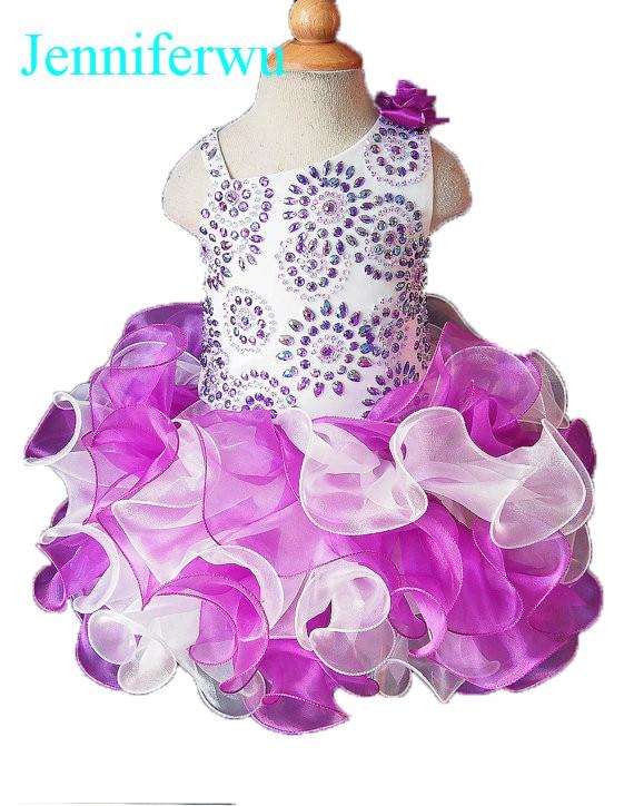 swirl AB purple stone design baby girl formal dress girl clothes little girl evening dresses  flower girl dress G111 аудио минисистема krez ab 111 черный ab 111mb