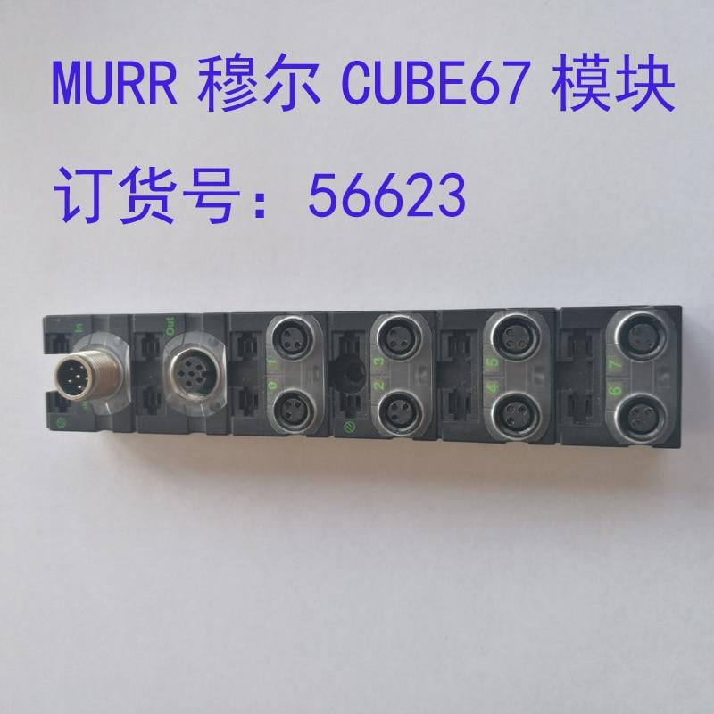 Bus Module 56623 CUBE67 3 Core M8 DI8