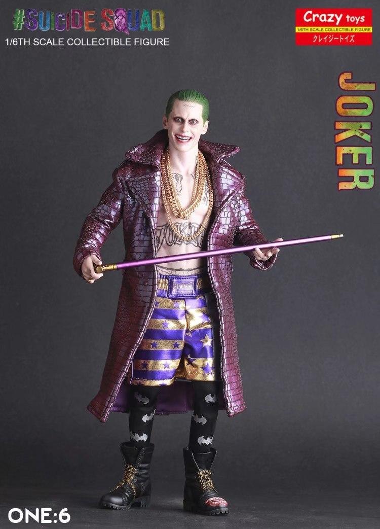 DC Comics el Joker Jack DC Batman Imposter liga de justicia отряд самоубийц Джокер figura juguetes regalo 12