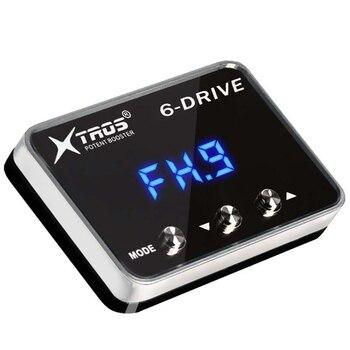 Potente Reforço Acelerador Acelerador Eletrônico Velocidade Do Carro Controlador De Corrida Para MITSUBISHI STRADA 2.5 Peças Tuning Acessório