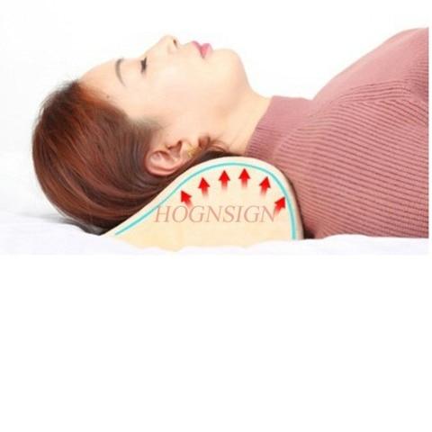 tratamento quente do descanso da tracao das vertebras cervicais do descanso bonde da correcao da