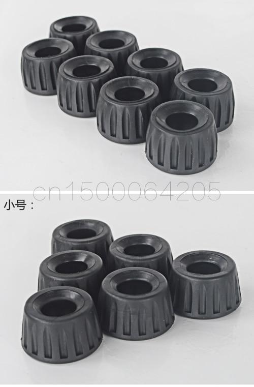 Good High Quality Anti Vibration Non-slip Rubber Tripod Foot Pads Heavy Suppression Pads For 880 6008 690 668 Yunteng Camera Tripod