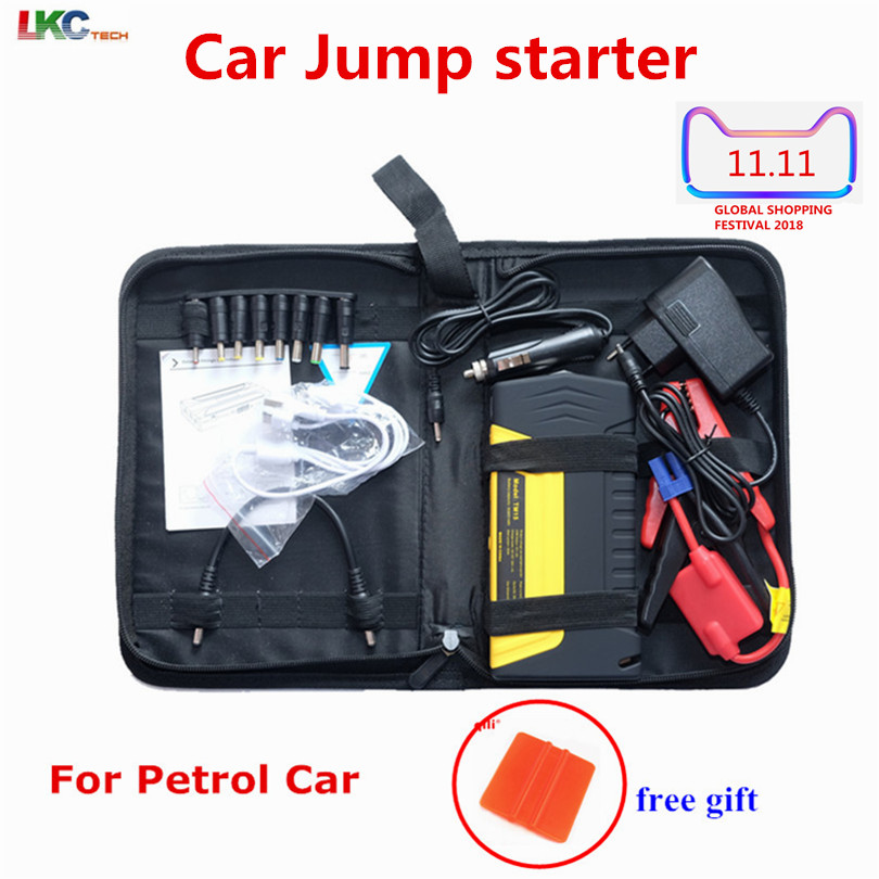 Top Selling Emergency Starter Car Jump starter 50800mah 12V Portable Mini Engine Booster car power Bank booster Charger best selling car jump starter 50800mah emergency starter 12v portable mini engine booster car power bank booster charger