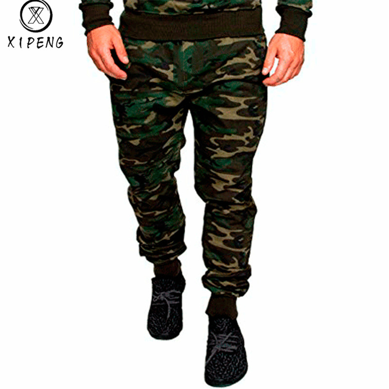 Male Trousers Joggers-Pants Spring Harem Brand Hip-Hop Casual Men