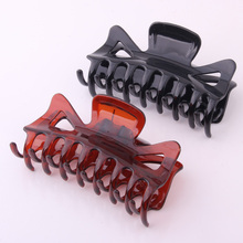 Newest Butterfly Hair Claw Clip Large Size Tortoise Clamp For Lady Washing Ponytail Holder Strong Bit Force Crab