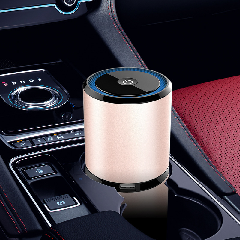 Vehicle Air Purifier Negative Ion Oxygen Bar In Addition To Haze Pm2.5 Odor Cigarette Vehicle Vehicle Purifier air purifier tecnologia inteligente vehicle air purifier deformaldehyde vehicle use oxygen bar incense pm2 5