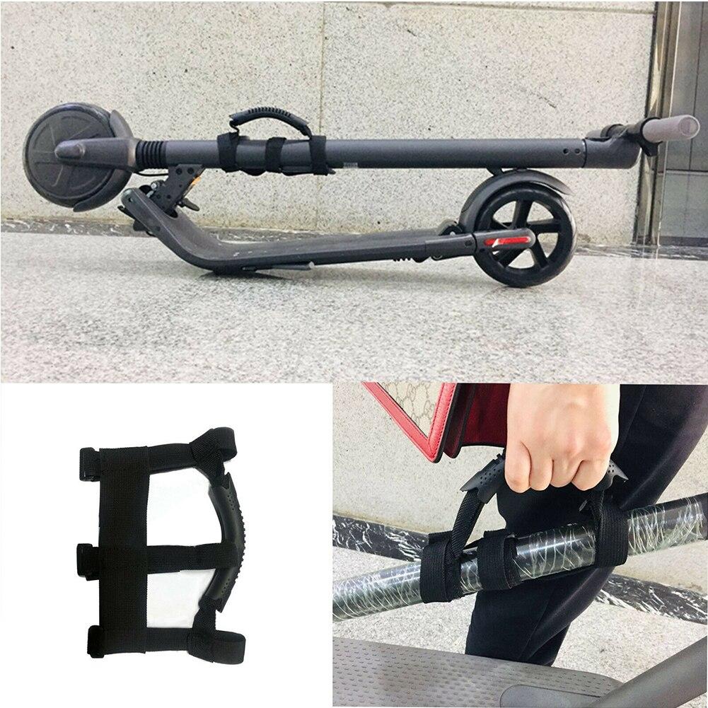 Support outil de transport Scooter poignée accessoires économie de main sangle universelle ceinture facile à utiliser mode pour Ninebot ES1 ES2 ES3