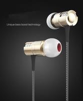 JOYROOM E202 Metal Earphone Heavy Bass Headset Noise Canceling Earbuds 3 5mm Jack Include 3 Size
