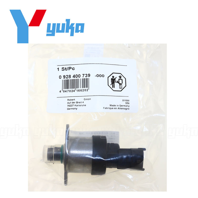 Common Rail High Pressure Fuel Injection Pump Regulator Metering Control Valve For FIAT DUCATO IVECO 0928400739