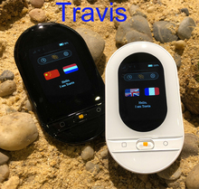 Тревиса голосовой переводчик 105 языков новая версия сенсорный экран автономный онлайн перевод Wifi Bluetooth 4G умный переводчик
